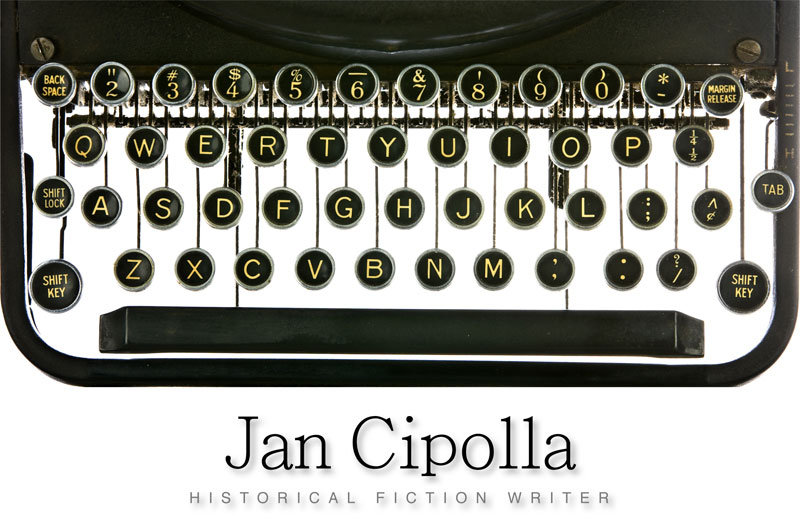 Jan Cipolla Historical Fiction Official Website
